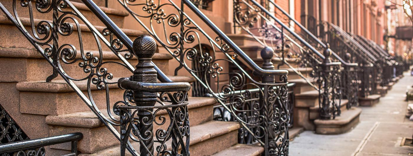 brownstone-steps